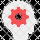 Mindset Brain Configuration Brain Setting Icon