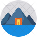 Mine Repository Reservoir Icon