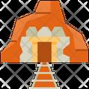 Mine Cave Icon