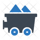 Mine trolley Icon