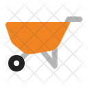 Trolley Factory Cart Icon