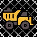 Mine Truck Icon