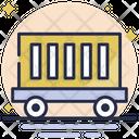 Minecart Coal Cart Mine Trolley Icon