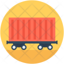 Minecart Coal Cart Icon