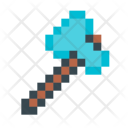 Minecraft axe Icon
