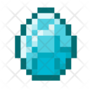 Minecraft diamond Icon