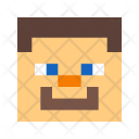 Minecraft man Icon