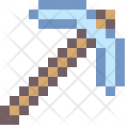 Minecraft pickaxe Icon