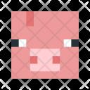 Minecraft Pig Icon