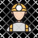 Engineer Worker Contractor Icon