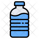 Mineral Water Bottle Icon
