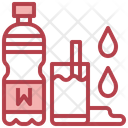 Water Drink Food And Restaurant Icon