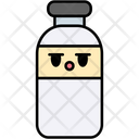 Mineral Water Water Bottle Drink Icon