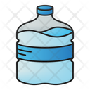 Mineral Water Gallon Drink Icon