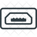 Mini Display Cable Icon