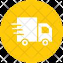 Mini Van Delivery Icon