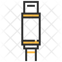 Mini Display Connector Icon