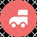 Mini Car Auto Icon