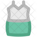 Mini Dress Short Icon
