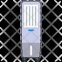 Mini Air Cooler Cooler Fan Icon