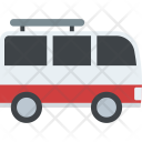 Van Commercial Delivery Icon