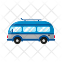 Mini Bus Transport Transportation Icon