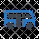 Bus Van Vehicle Icon