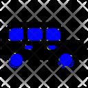 Auto Car Transport Icon Icon