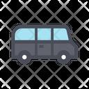 Mini Bus Bus Transport Icon