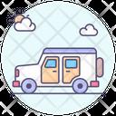 Mini Bus Icon