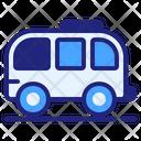 Mini Bus Bus Transportation Icon