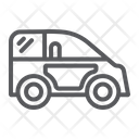 Mini Car Transport Icon
