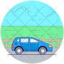 Mini Car Icon