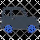 Mini Mini Car Car Icon