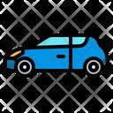 Mini Car Mini Transport Icon