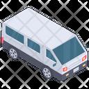 Mini Bus Mini Coach Vehicle Icon