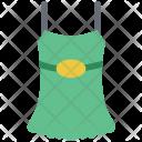 Floral Mini Dress Icon