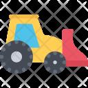 Mini Loader Delivery Icon