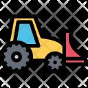Mini Loader Vehicle Icon