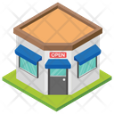 Mini Mart Shopping Centre Shopping Mall Icon