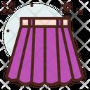Mini Skirt Icon
