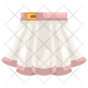 Mini Skirt Skirt Clothing Icon
