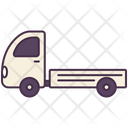 Trailer Lorry Vehicle Icon