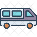 Van Transport Vehicle Icon