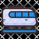 Minibus Bus Courier Icon