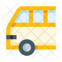 Minibus Bus Transport Icon
