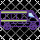 Minibus Bus Van Icon