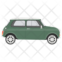 Minicar Minivan Car Car Icon