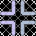 Minimize Maximize Expand Icon