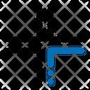 Minimize Exit Fullscreen Icon